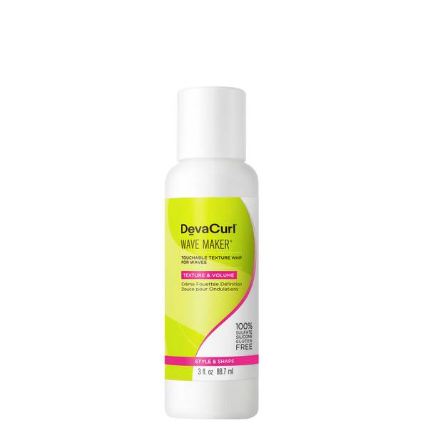 DevaCurl Wave Maker - Touchable Texture Whip for Waves 88ml