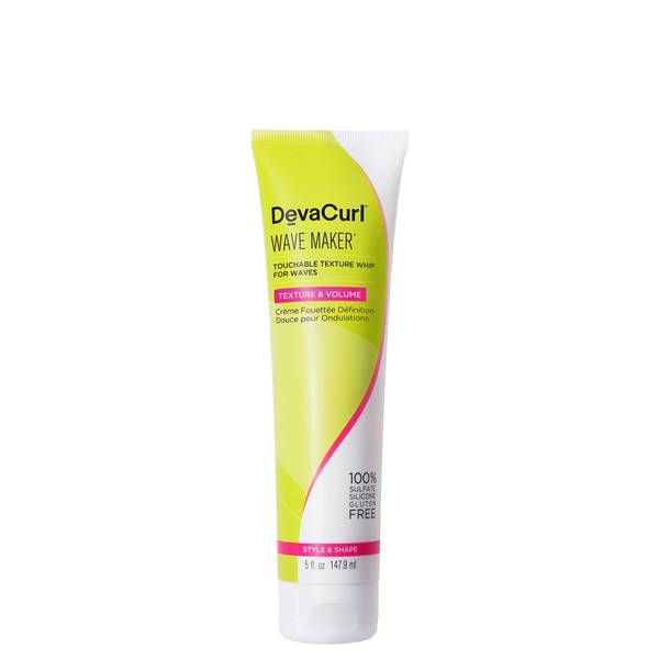DevaCurl Wave Maker - Touchable Texture Whip for Waves 147ml