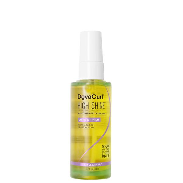 DevaCurl High Shine - Multi-Benefit Curl Oil 50ml