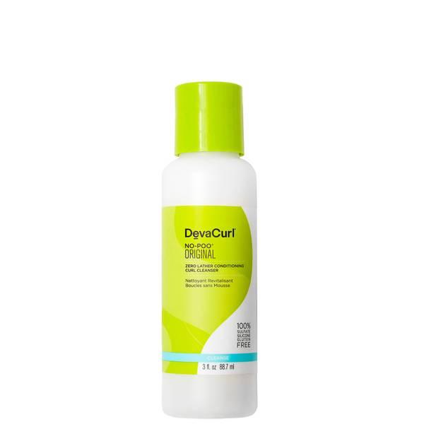 DevaCurl No-PooOriginal - Zero Lather Conditioning Curl Cleanser 88ml