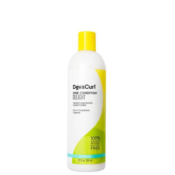 DevaCurl One Condition Delight - Weightless Waves Conditioner 388ml