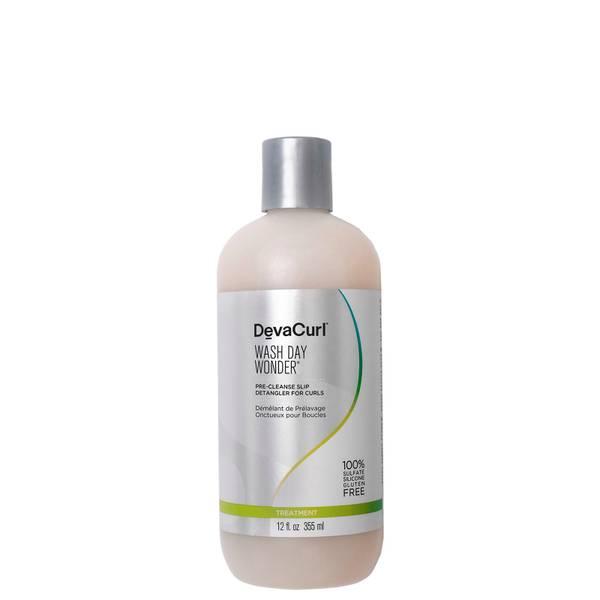 DevaCurl Wash Day Wonder - Pre-Cleanse Slip Detangler for Curls 355ml