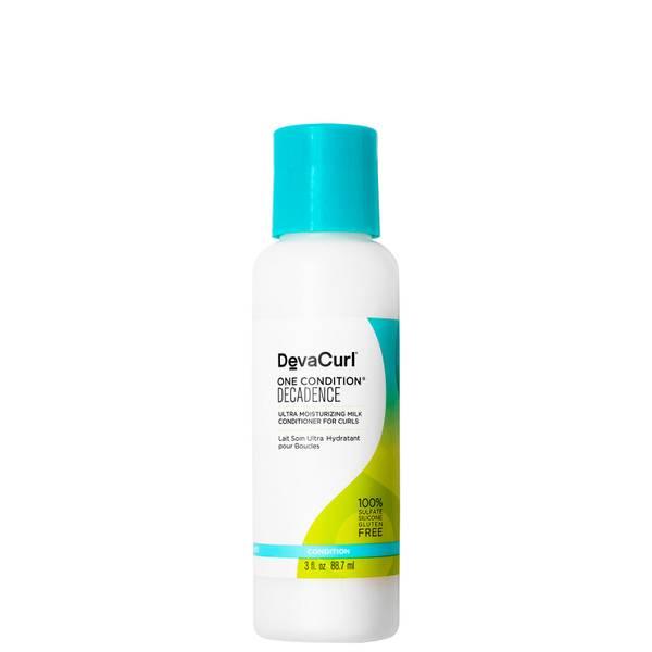 DevaCurl One Condition Decadence - Ultra Moisturising Milk Conditioner for Curls 88ml