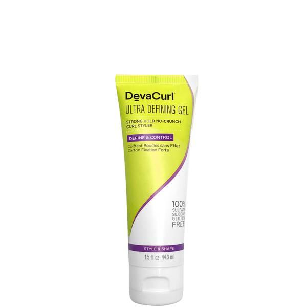 DevaCurl Ultra Defining Gel - Strong Hold No-Crunch Curl Styler 43ml