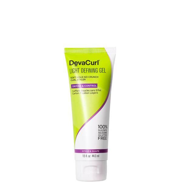 DevaCurl Light Defining Gel - Soft Hold No-Crunch Curl Styler 43ml