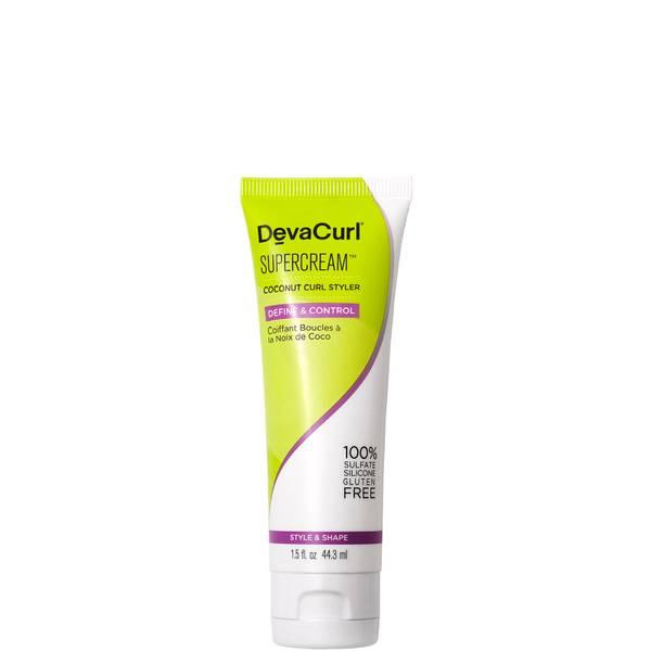 DevaCurl SuperCream - Coconut Curl Styler 43ml
