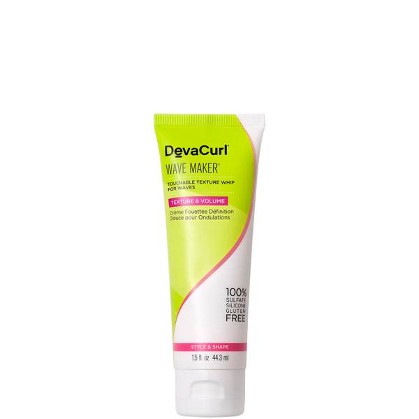 DevaCurl Wave Maker - Touchable Texture Whip for Waves 43ml