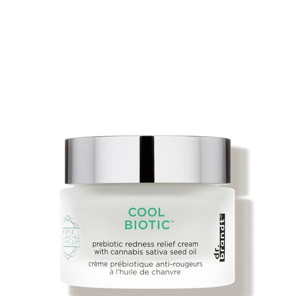 Dr. Brandt Cool Biotic Prebiotic Redness Relief Cream 50g