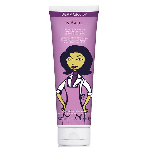 DERMAdoctor KP Duty Dermatologist Formulated Therapy for Dry, Rough, Bumpy Skin 8 oz