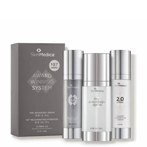 SkinMedica Award Winning System (3 piece - $627 Value)