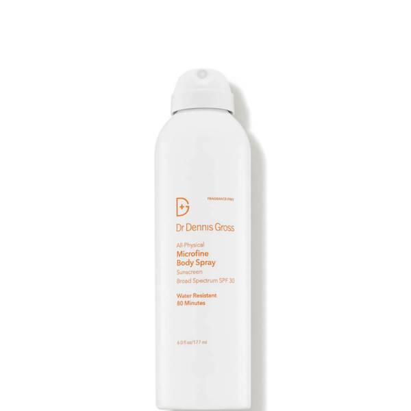Dr Dennis Gross All Physical Microfine Body Spray SPF30
