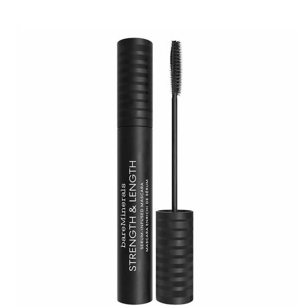 bareMinerals Strength & Length Serum-Infused Mascara - Black 8ml