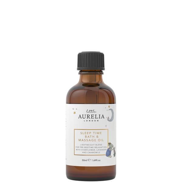 Aurelia London Sleep Time Bath & Massage Oil 50ml