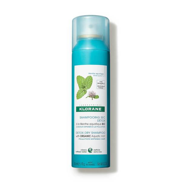KLORANE Aquatic Mint Dry Shampoo 150ml