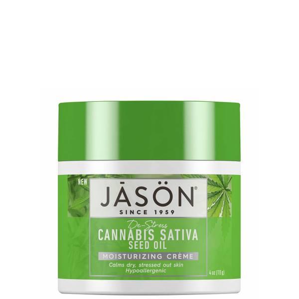JASON Cannabis Sativa Crème 113g
