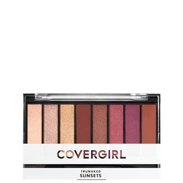 COVERGIRL TruNaked Eye Shadow Palette - Sunsets 9 oz