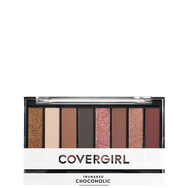 COVERGIRL TruNaked Eye Shadow Scented Palette - Chocoholic 9 oz