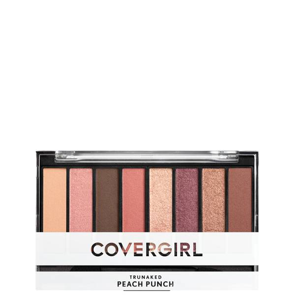 COVERGIRL TruNaked Eye Shadow Scented Palette - Peach Punch 9 oz