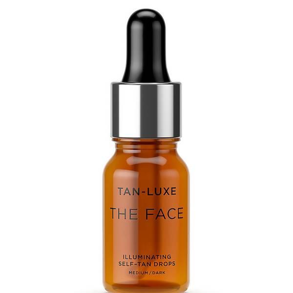 Tan-Luxe THE FACE Medium/Dark 10ml