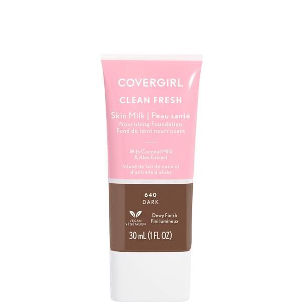 Covergirl Clean Fresh Skin Milk Foundation 1oz (Various Shades)