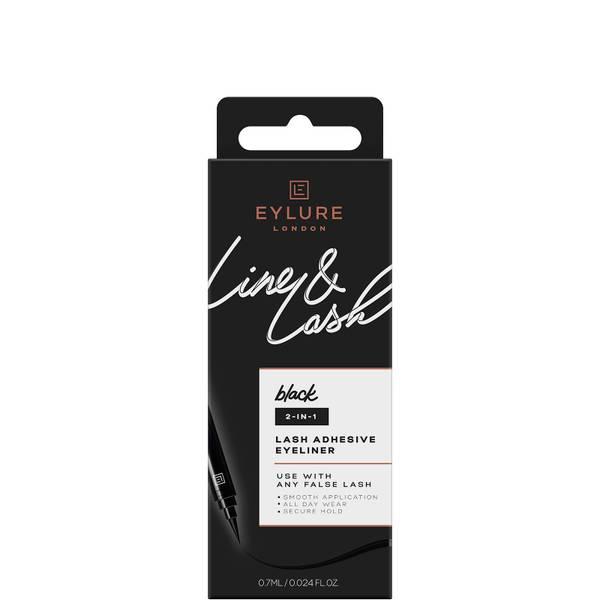 Eylure Line and Lash Black Lash Glue and Liner Pen
