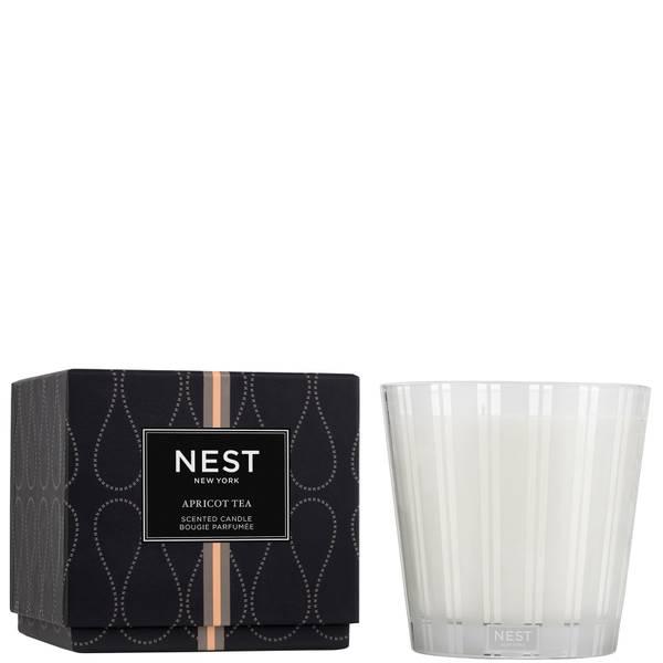 NEST Fragrances Apricot Tea 3-Wick Candle 21.2 oz