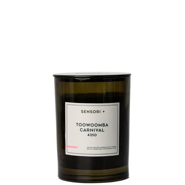 SENSORI+ Air Detoxifying Aromatic Toowoomba Carnival Soy Candle 260g