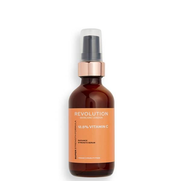 Revolution Skincare 12.5% Vitamin C Serum Super Sized 60ml