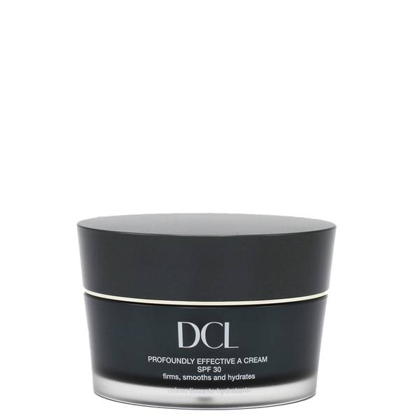 DCL Skincare Profoundly Effective Vitamin A Anti-Ageing SPF30 Cream 50ml
