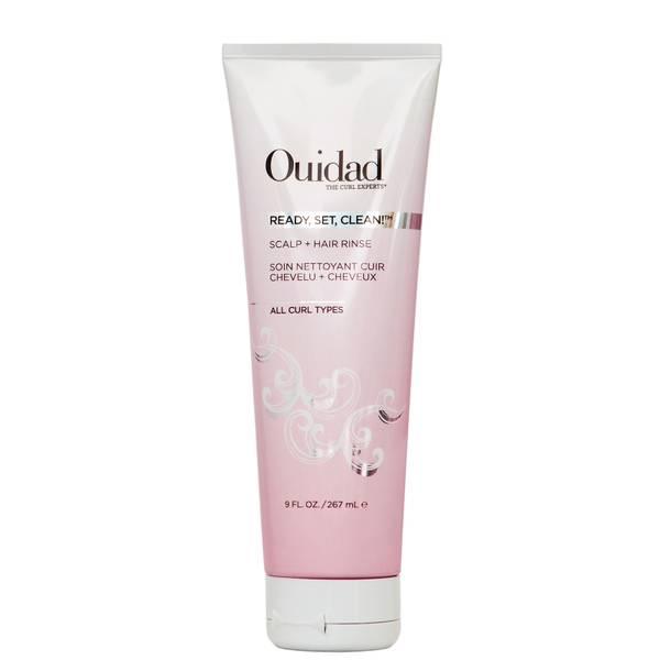 Ouidad Ready Set Clean Shampoo 266ml