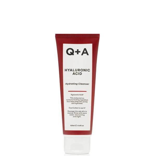Q+A Hyaluronic Acid Gel Cleanser 125ml