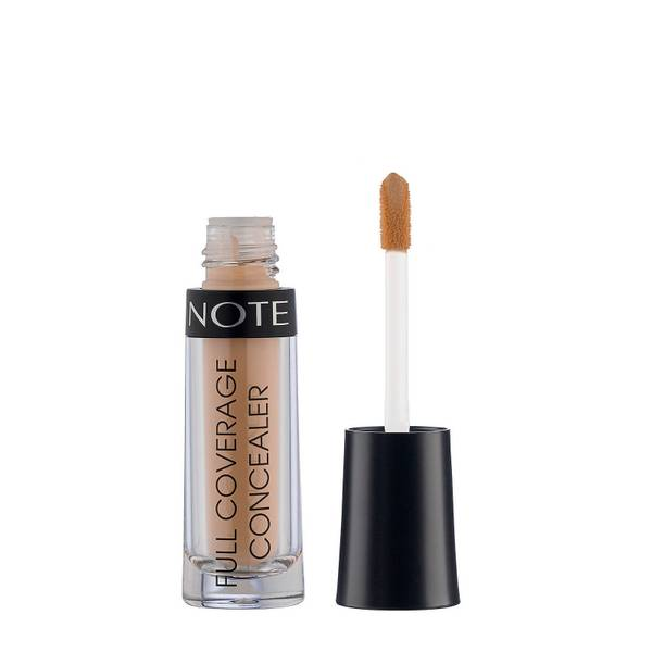 Note Cosmetics Full Coverage Liquid Concealer 2.3ml (Verschiedene Farbtöne)