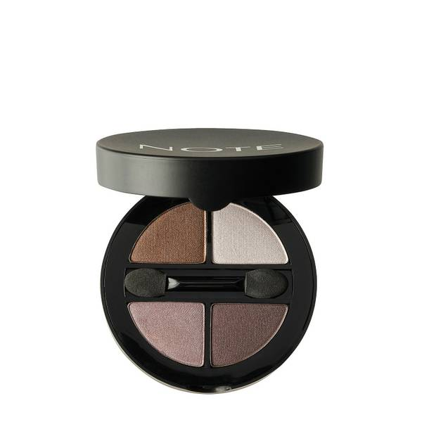 Note Cosmetics Luminous Silk Quattro Eye Shadow - SQE-1