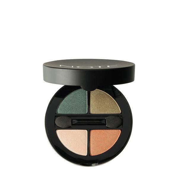 Note Cosmetics Luminous Silk Quattro Eye Shadow - SQE-5