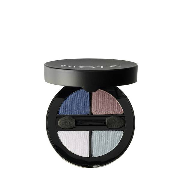 Luminous Silk Quattro Eye Shadow - SQE-6