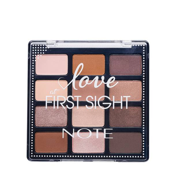 Love At First Sight Eye Shadow Palette - 201 Daily Routine