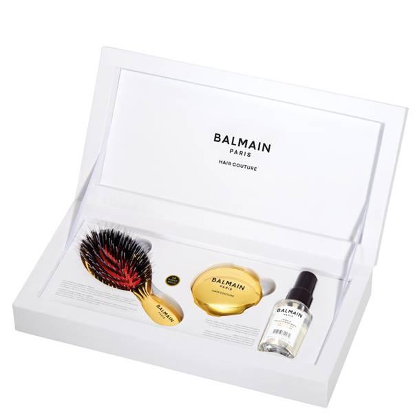 Balmain Golden Spa Brush Mini Set
