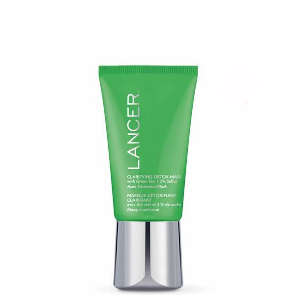 Lancer Skincare Clarifying Detox Mask with Green Tea 3 Sulfur (1.7 fl. oz.)