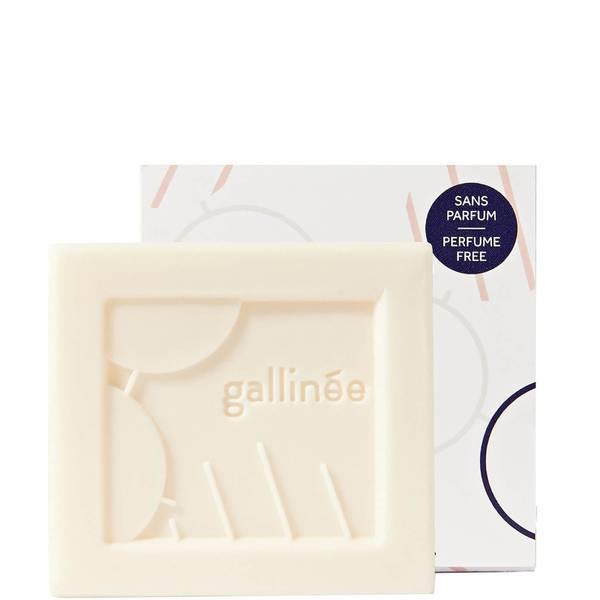 Gallinée Prebiotic Cleansing Bar Perfume Free