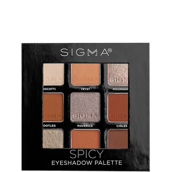 Sigma Spicy Eyeshadow Palette