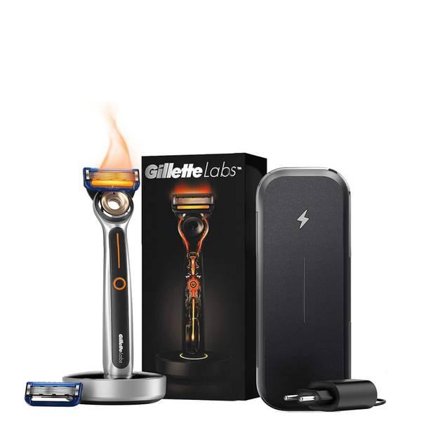 Gillette GilletteLabs Heated Razor Travel Kit