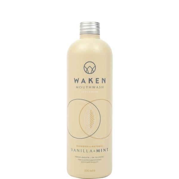 Waken Mouthwash Vanilla & Mint 500ml