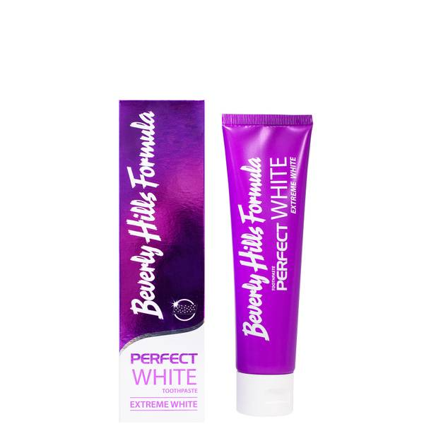 Beverly Hills Formula Perfect White Extreme White Toothpaste 100ml