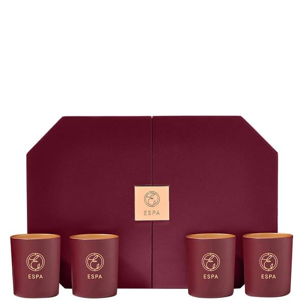 ESPA Fireside Jewels Candle Collection
