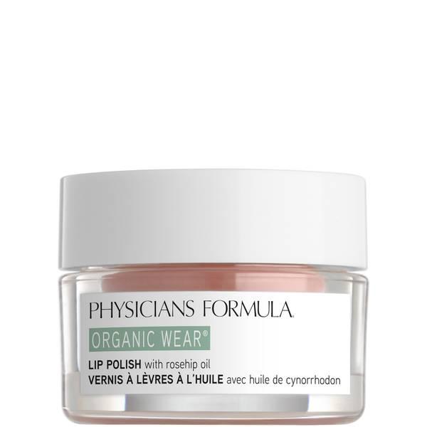 Physicians Formula Organic Wear Organic Rose Oil Lip Polish Rose 100ml