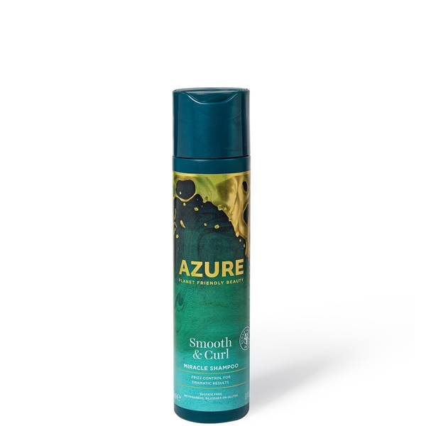 Azure Smooth & Curl Miracle Shampoo 250ml