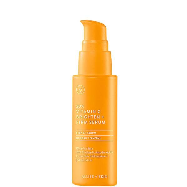 Allies of Skin 20% Vitamin C Brighten and Firm Serum 30ml