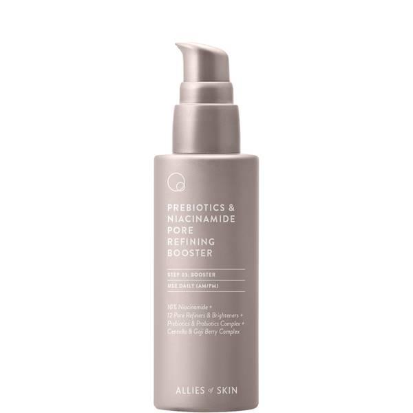 Allies of Skin Prebiotics and Niacinamide Pore Refining Booster 50ml