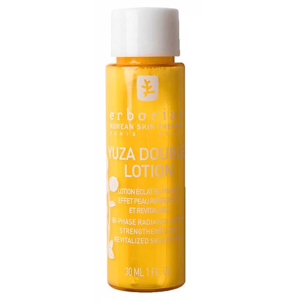 Yuza Double Lotion - 30 ml - Detergente viso purificante delicato