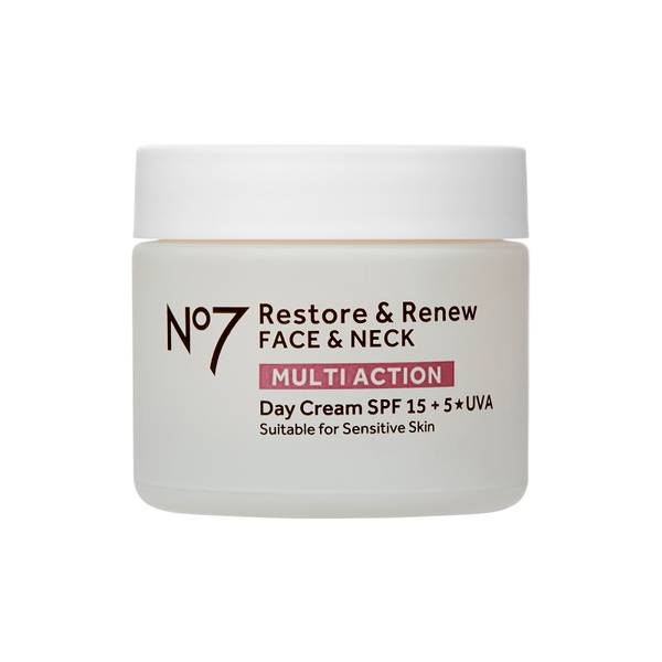 Restore & Renew FACE & NECK MULTI ACTION Day Cream 50ml